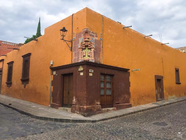 Calles de San Miguel de Allende Guanajuato