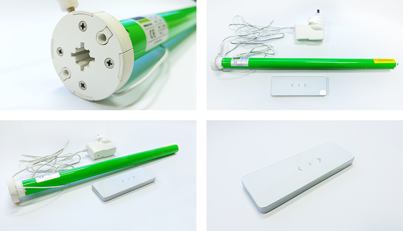 Roller Blinds DC Motor Components