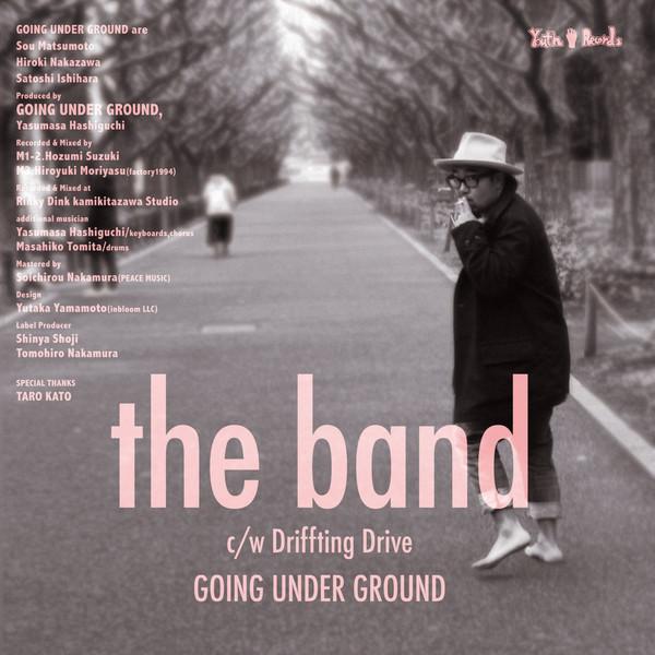 [Single] GOING UNDER GROUND – the band (2016.05.11/MP3/RAR)