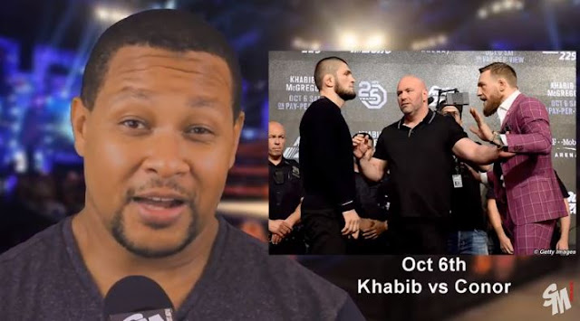 Conor vs Khabib Oct 6 2018 #fightweek Ep 13