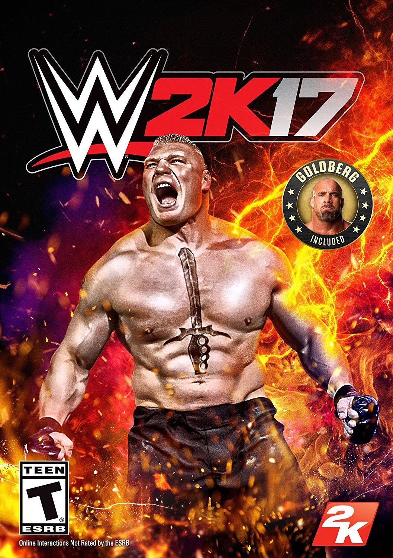 WWE 2K17 ESPAÑOL PC