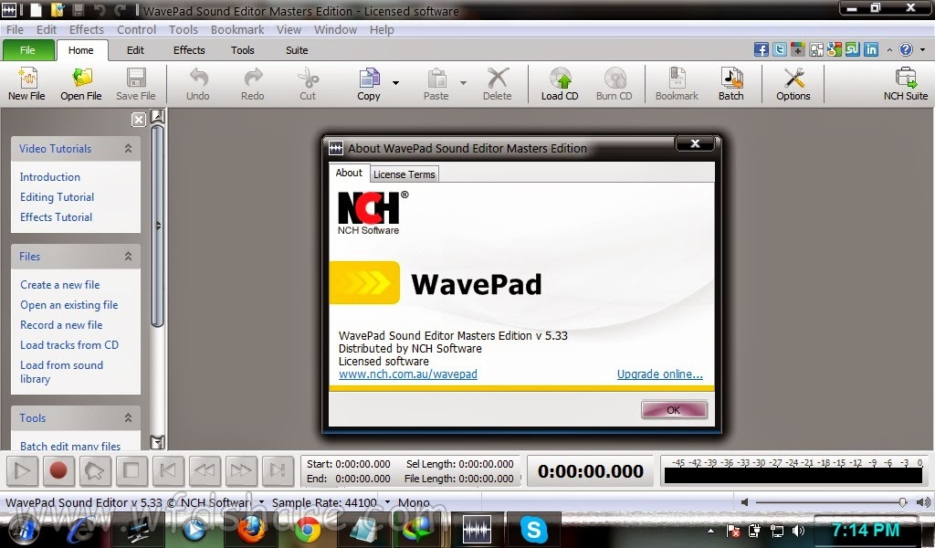 WavePad Sound Editor Masters Work Download Full