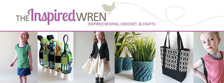 The Inspired Wren: inspired sewing, crochet, & crafts