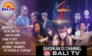 Frekuensi Bali TV di Satelit Palapa D Terbaru