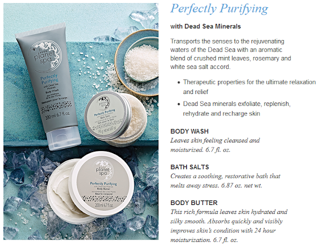 Avon Planet Spa Perfectly Purifying