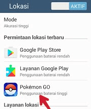 Tips Menghemat Battery Saat Bermain Game Pokemon Go