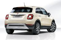 Fiat 500X (2019) Rear Side 2