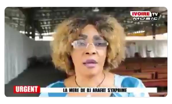 Vidéo :Tina Spencer, la mère de DJ Arafat répond à ses détracteurs