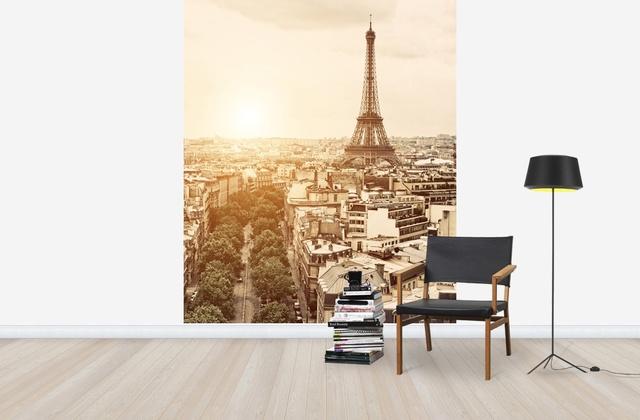 Pariisi Tapetti Paris Eiffel-torni