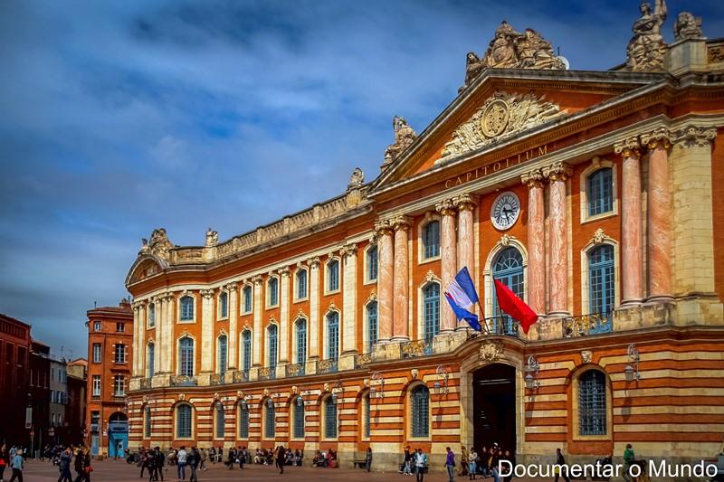 Capitólio; Toulouse