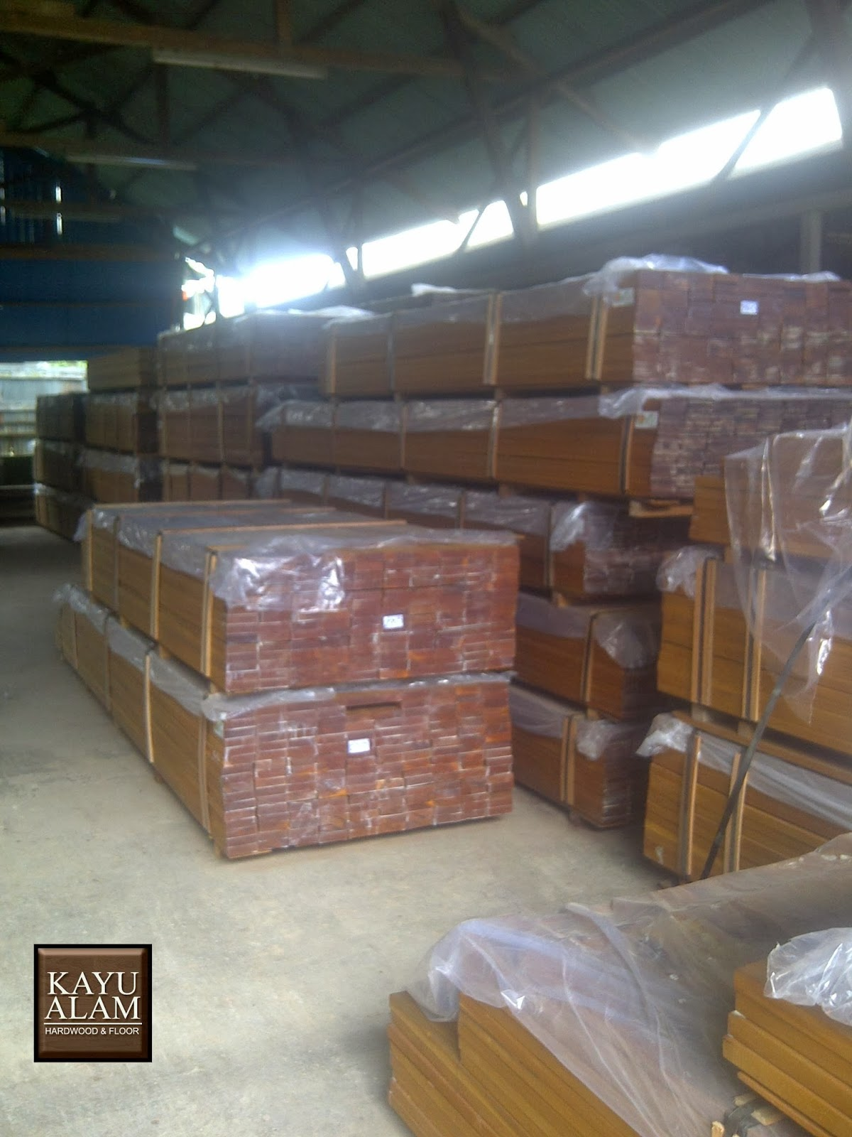 Decking Ulin Kualitas Export