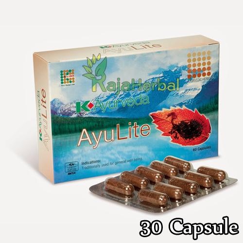 K-Ayurveda AyuLite (30 Capsule)