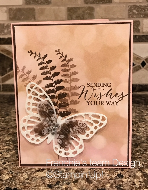 Butterfly Basic, Stampin'Up!
