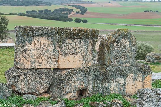 Segobriga.Ciudad romana de Cuenca