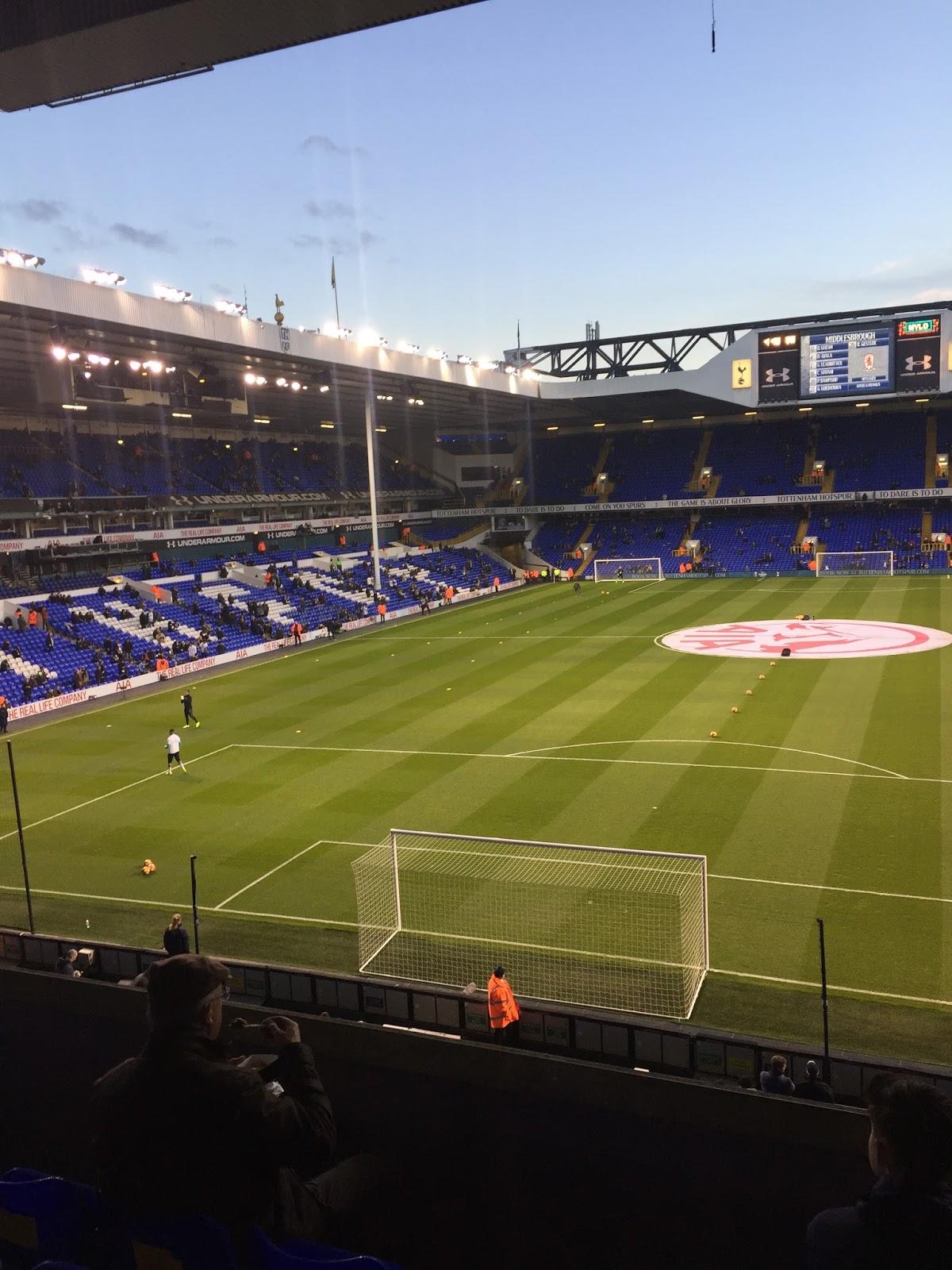 Tottenham-football-stadium