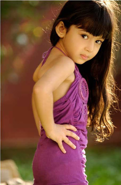 Latest Movies Gallery: BABY SARA PHOTO SHOOT STILLS