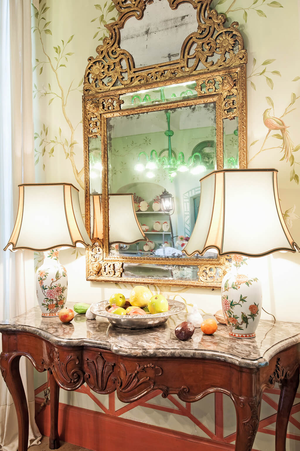 Decor  Travel  The French Chateau Mireille StRmyde