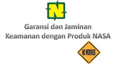 Membeli produk Nasa
