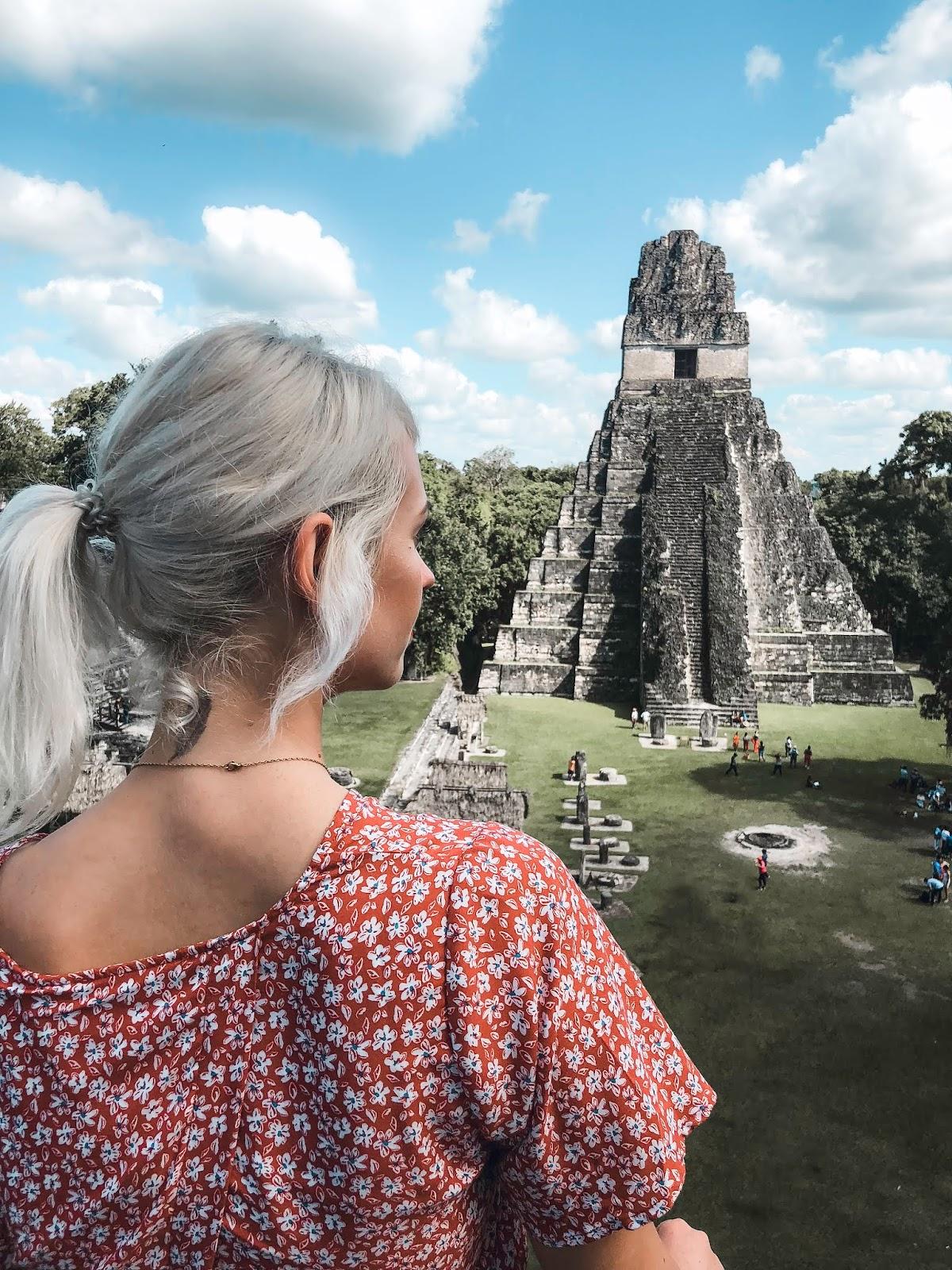 tour guide Guatemala