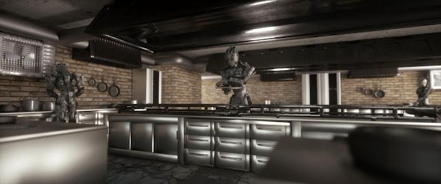 Visual Blender: CGI Animated Short Film HD 'THE WAITER'