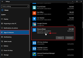 Cara Reset Aplikasi di Windows 10