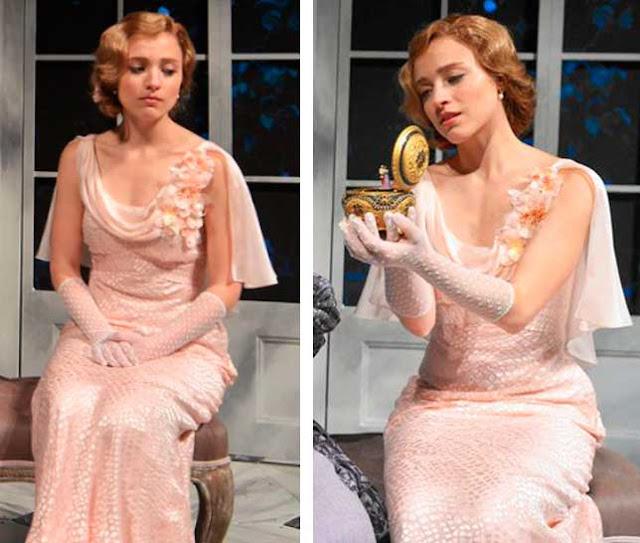 Vestido Anastasia / Anya no teatro