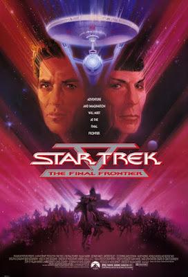 Star Trek V: The Final Frontier Poster