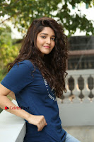 Actress Rithika Sing Latest Pos in Denim Jeans at Guru Movie Interview  0225.JPG