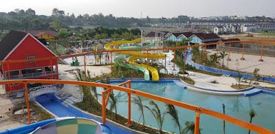 Wisata Merci Theme Park Medan