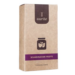 FM Group AR10 Scandinavian Fruits Flavoured coffee