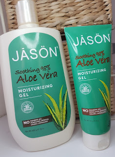 Jason 98% Aloe Vera Moisturizing Gel