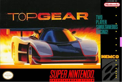 Top Gear de Super NIntendo no Ubuntu