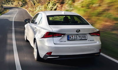 Lexus IS 2018 Review, Specs, Price