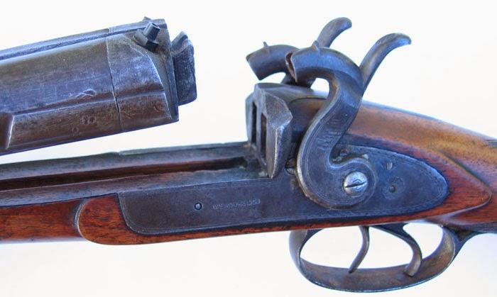 on target shooter nz tupara 2 barrel percussion guns followed trade muskets. Black Bedroom Furniture Sets. Home Design Ideas