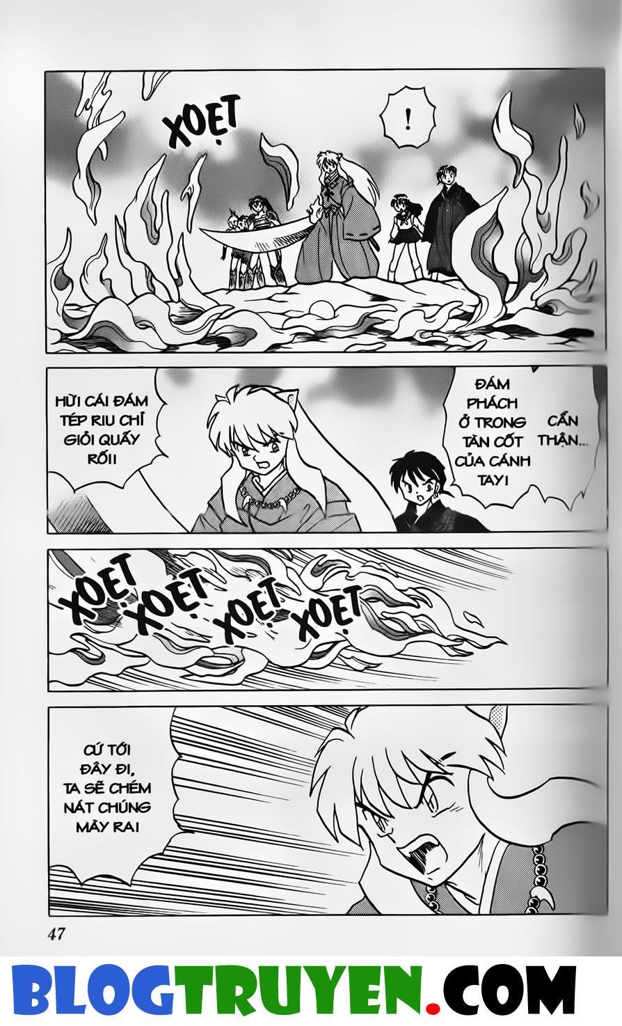 Inuyasha vol 35.3 trang 8