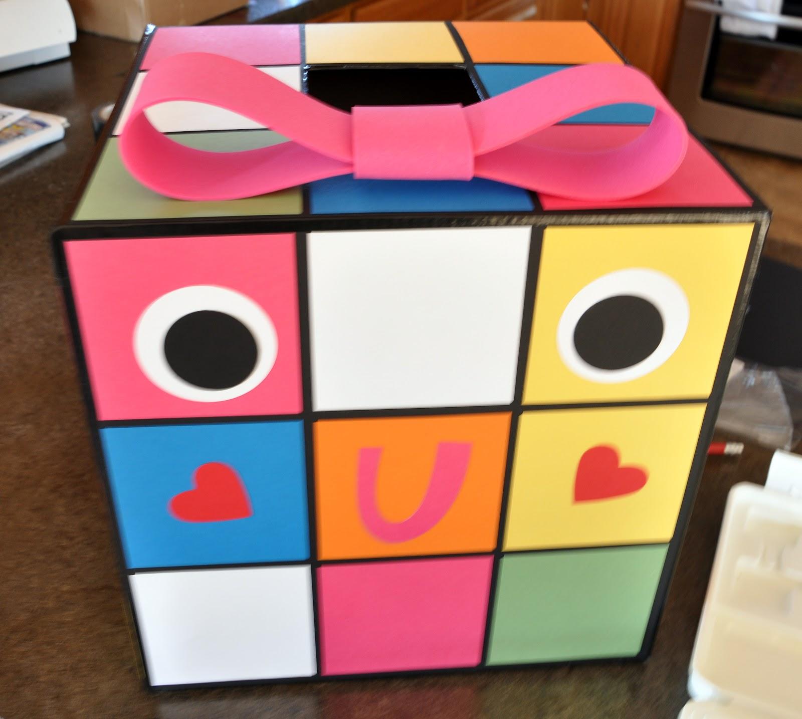 Creative Treasures Valentine S Box
