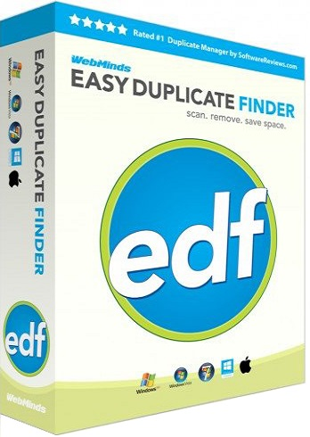 Easy Duplicate Finder 5.11.0.994 poster box cover