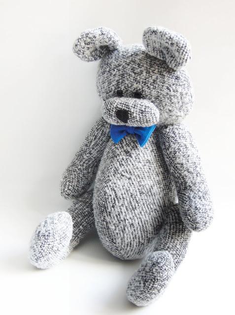 how to sew a teddy bear