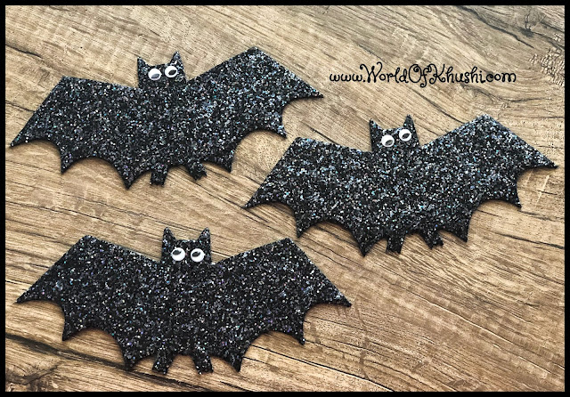 KhushiWorld_HalloweenBatsDecoration