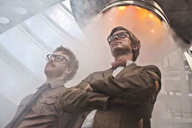 Public Service Broadcasting The Race For Space Interview