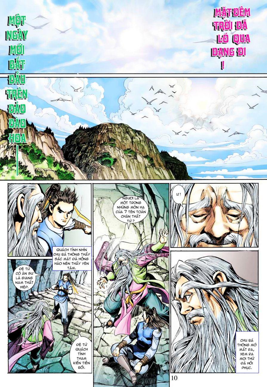 Anh Hùng Xạ Điêu anh hùng xạ đêu chap 40 trang 10