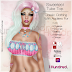 1HUNDRED - SWEETEST TUBE TOP / DC ANNIVERSARY GIFT