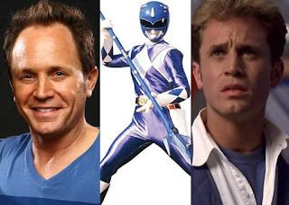 Billy (Ranger Biru) - David Yost