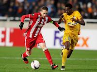 Στην 2η θέση του 2ου ομίλου του Europa League τερμάτισε ο Ολυμπιακός