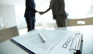 Contoh Surat Perjanjian Kerja Sama (MOU)