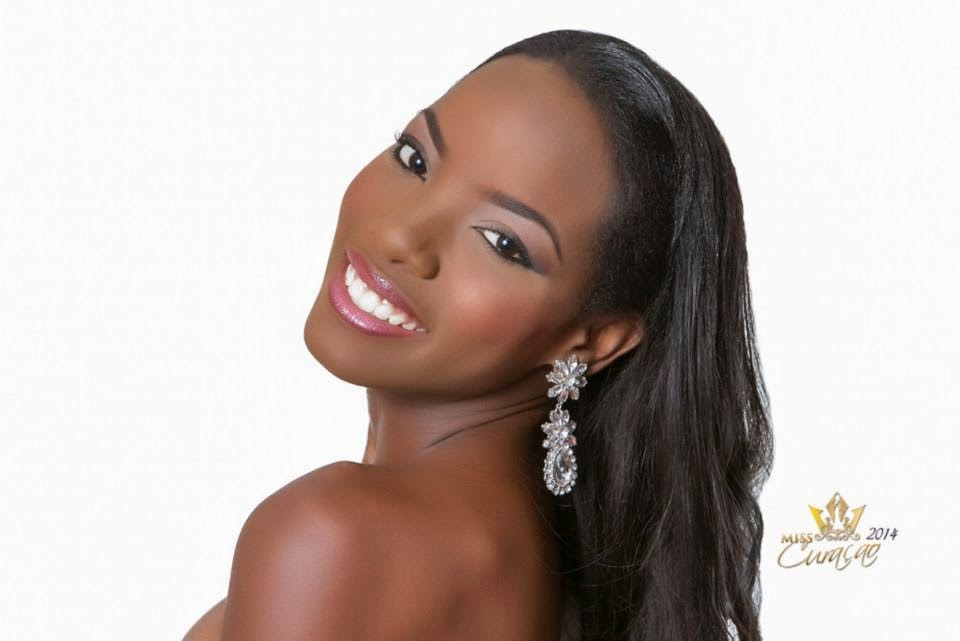 Eye For Beauty: If I were a judge: Miss Universe Curacao 2014