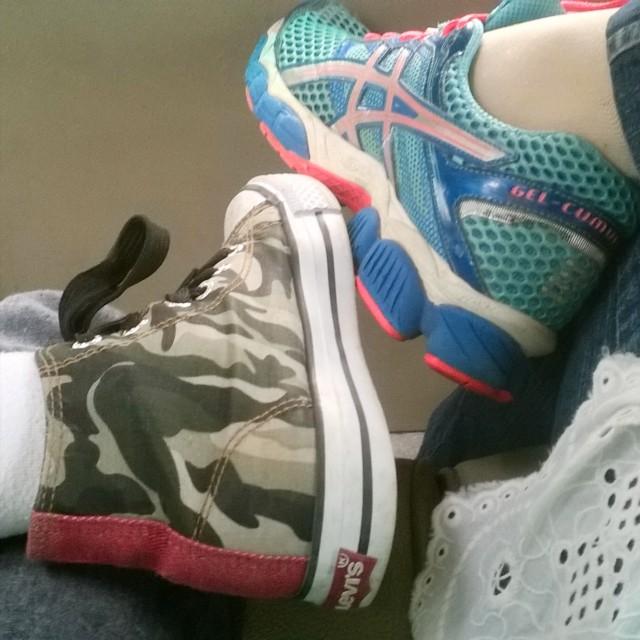 sepatu, mall, wajib pakai sepatu ke mall