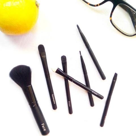 {review} eBay Makeup Brush Set