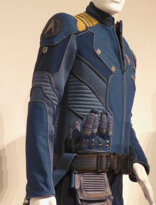 Star Trek Beyond Chekov Starfleet Survival jacket