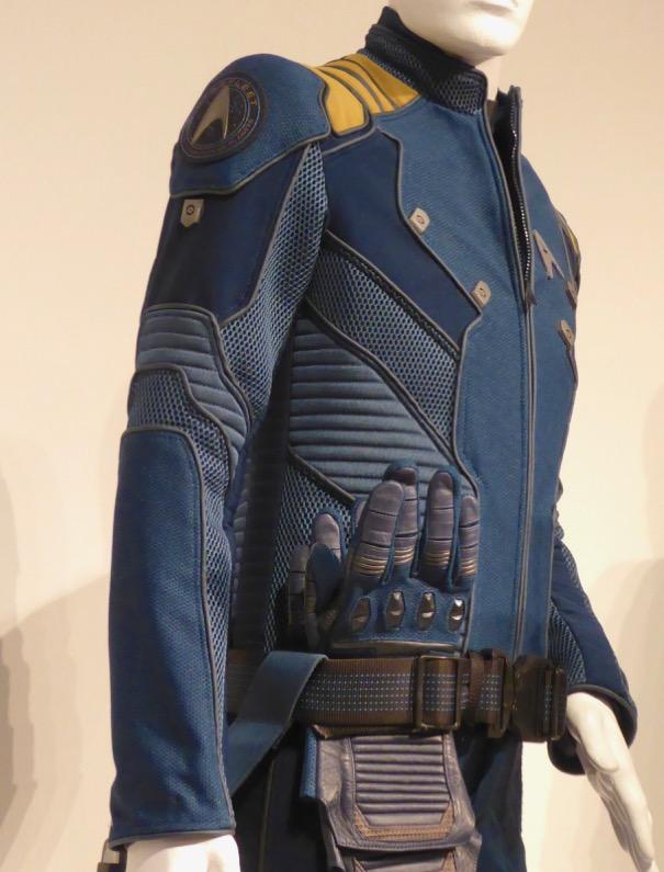 Star Trek Beyond Chekov Starfleet Survival jacket